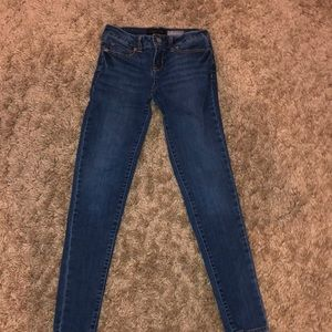 Jeggings with REAL POCKETS